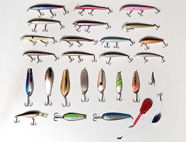 Best trout lures for lakes for Lake trout fishing lures